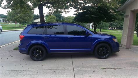dodge journey black wheels painted calipers right side dodge journey member albums