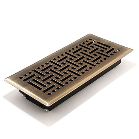 10 X 32 Floor Register - compare price to metal air vent covers