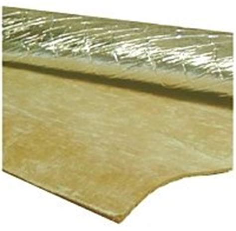 acoustic underlay for laminate flooring