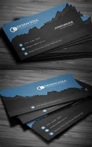 modern business card design modern business cards design 26 creative exles