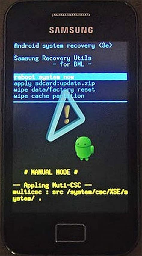 tutorial android recovery tutorial uot kitchen samsung galaxy ace s5830 s5830i