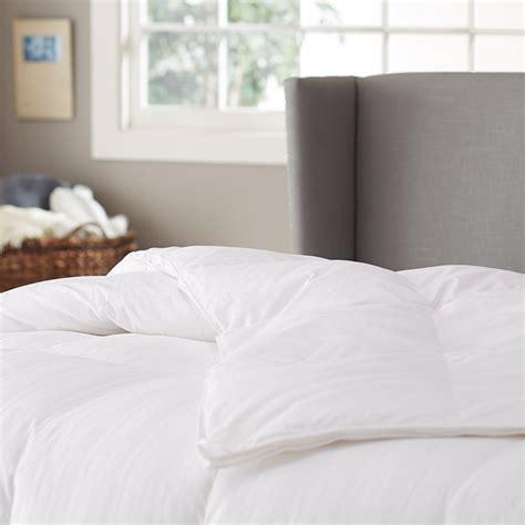 white down comforter king pinzon hypoallergenic white down comforter medium warmth