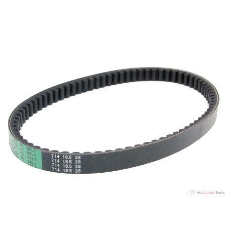 Belt Mio drive belt bando for sym mio 100 atv scooter parts