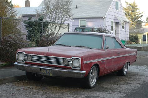 plymouth cars parked cars 1966 plymouth belvedere ii