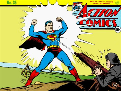 wallpaper cartoon action action comics 35 by superman8193 on deviantart