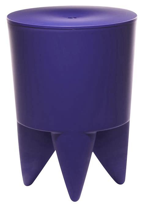 Plans De Salle De Bain 4781 by Tabouret New Bubu 1er Coffre Plastique Violet