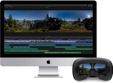 final cut pro rumors final cut pro x 10 4 released with support for 360 186 vr