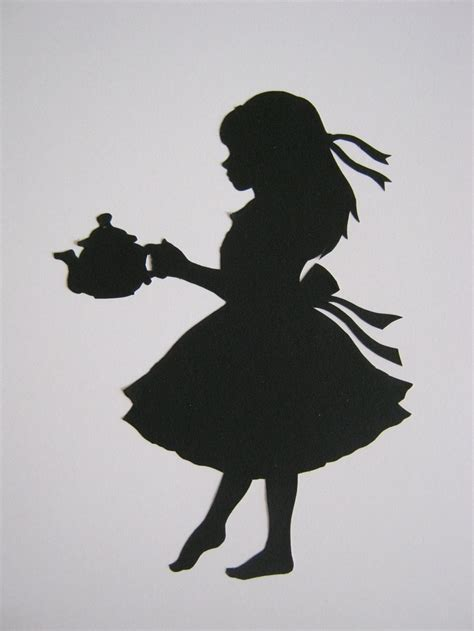 silhouette tattoo paper uk 56 best images about disney silhouette for a shirt bags