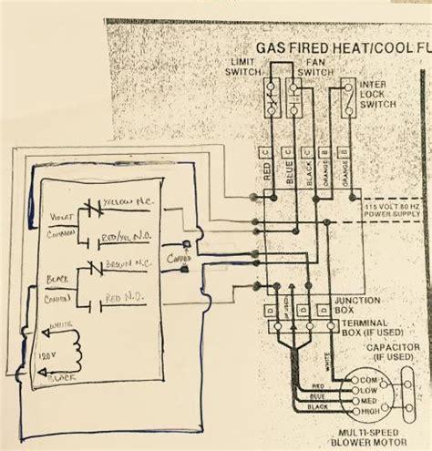 white rodgers type 91 relay wiring diagram white free