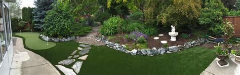 backyard oasis autumn fescue np synthetic turf