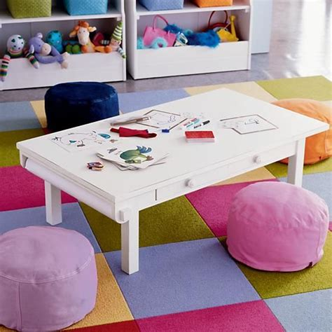 Land Of Nod Table by Playroom Ideas Getting Out Of The Creative Rut