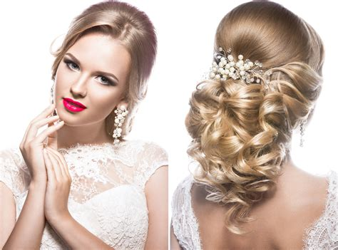 Wedding Hairstyles Extensions Pictures by How To Get Beautiful Hair On Your Wedding Day With Hair