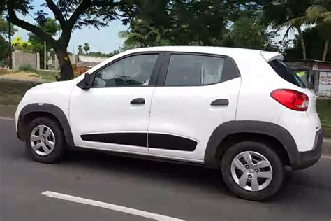 renault kwid black colour рено квид замечен на тестах видео