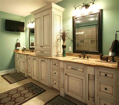 Custom Bathroom Cabinet Ideas Bathroom Cabinets And Vanities By Walker Woodworking