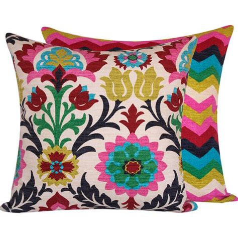 colorful pillow cases best 25 mexican pillows ideas on mexican