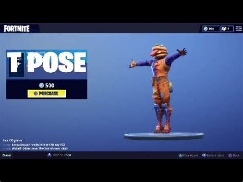 pose epic fortnite dance youtube