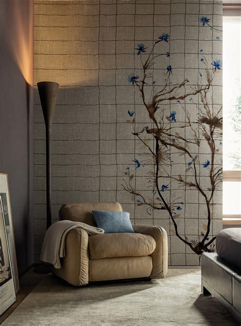 applique deco wallpaper as lifestyle