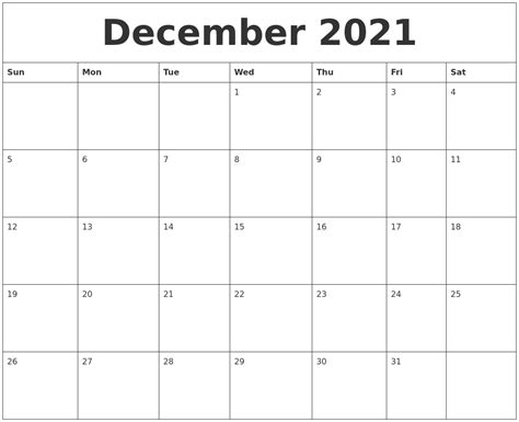 december printable editable calendar december 2021 editable calendar template