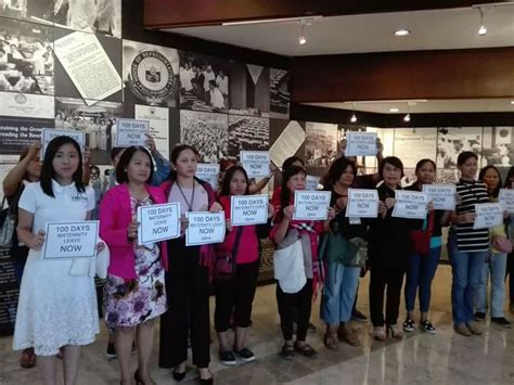 100 days maternity leave in philippines solons push for 100 day paid maternity leave bill bulatlat