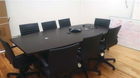Office Conference Table Used Office Conference Table Safarihomedecor