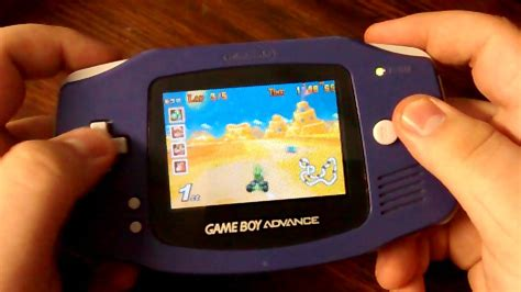 mod gameboy sp game boy advance backlight mod test youtube