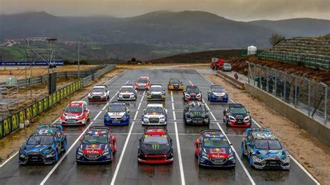 Calendrier 2018 Rallycross Rallycross Portugal Montalegre 2016 Pilote De Course