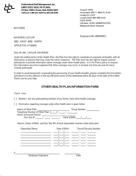 Insurance Renewal Letter Format Images   Letter Samples Format