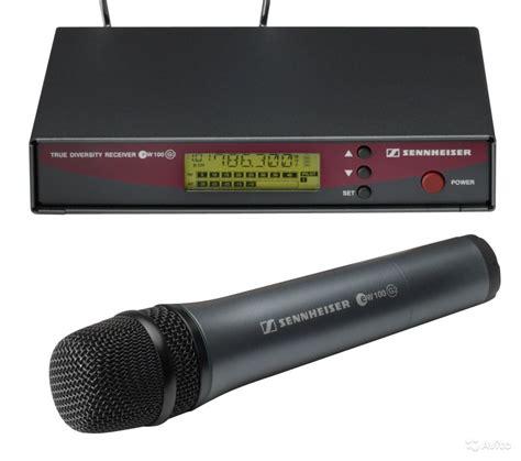 Mikrofon Senheiser Ew 135g2 sennheiser ew100 g2 vocal set promusic