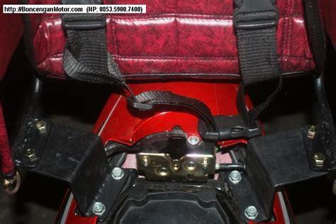 Harga Kursi Boncengan Motor Anak Belakang mudah pasangnya tidak repot isi bensin safety boncengan