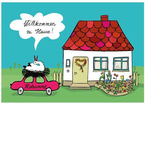 willkommen zuhause gl 252 ckwunschkarte quot willkommen zu hause quot