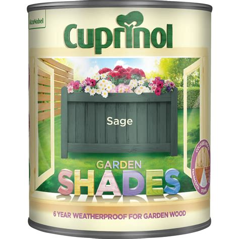 cuprinol exterior wood paint cuprinol garden shades 1l at wilko