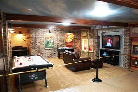 inexpensive unfinished basement ideas   Unfinished Basement Ideas Can Be Unexpectedly Useful