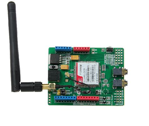 Icomsat Gsm Gprs Shield V1 1 sim900 gsm gprs icomsat v1 1 expansion module board for