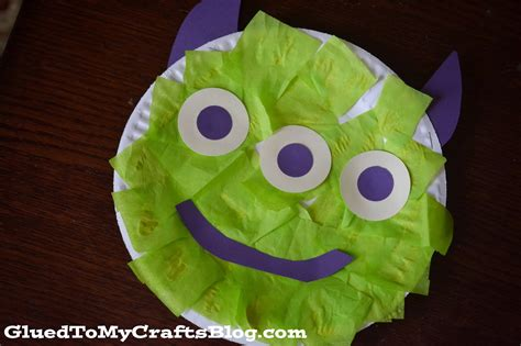 What Can I Make With Construction Paper - easy kid craft glued to my crafts