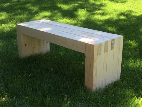 how to make a patio bench diy how to make outdoor bench quiet corner