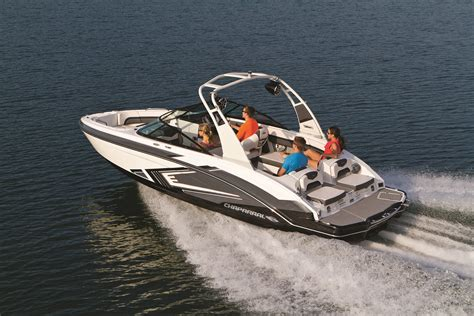 chaparral jet boat 2018 pier 33 announces on water boating demonstrations