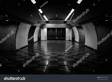 Underground Vault Stock Photo Image | underground vault for refuge stock photo 100918765