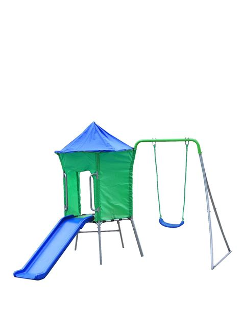 Hedstrom Swing Set by Buy Cheap Swing Set Slide Compare Outdoor Toys Prices