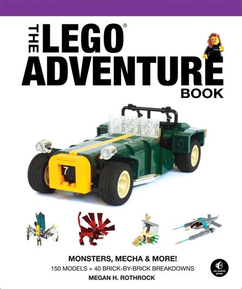 isbn1593277636 1 the lego adventure book vol 4