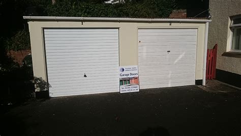 Sidmouth Garage by Up And Garage Doors Exmouth