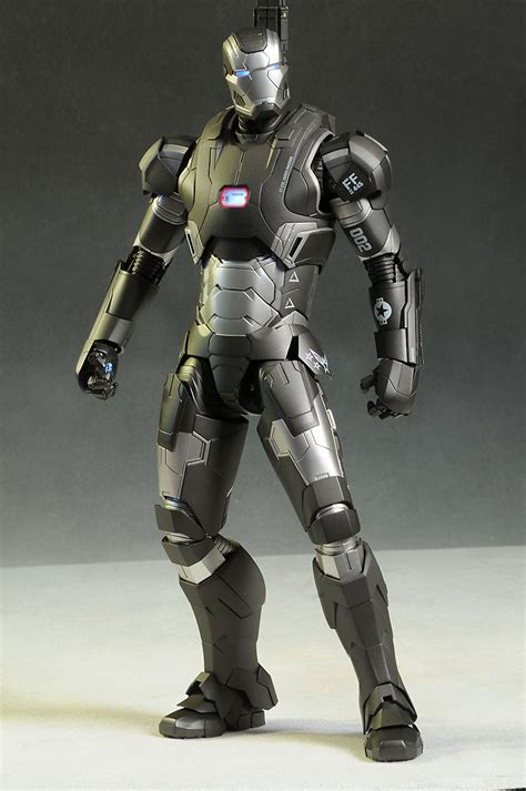 War Machine Diecast Toys Ironman Figure review and photos of iron war machine die cast figure from toys