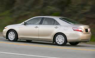 2009 Toyota Camry Hybrid Car And Driver