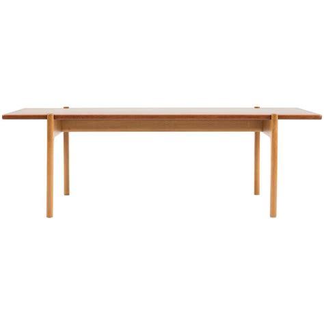 Wegner Coffee Table Coffee Table By Hans J Wegner For Johannes Hansen For Sale At 1stdibs
