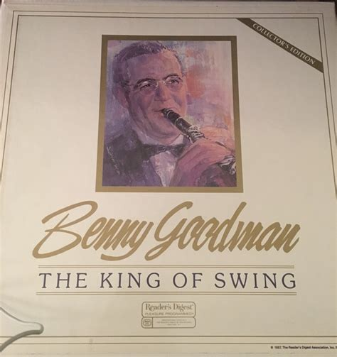 benny goodman the king of swing benny goodman the king of swing vinyl lp at discogs