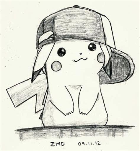 imagenes para dibujar a lapiz pinterest dibujo tierno pikachu a lapiz dibujos pinterest