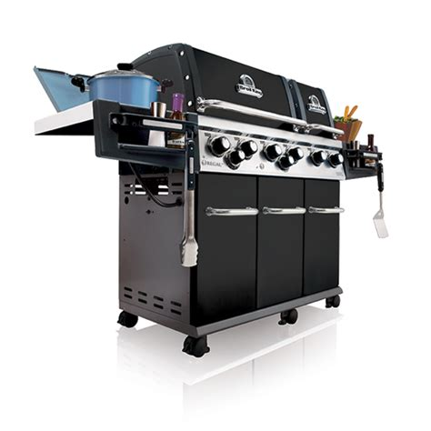 regal xl regal xl 690 nero broil king barbecue a gas il mondo