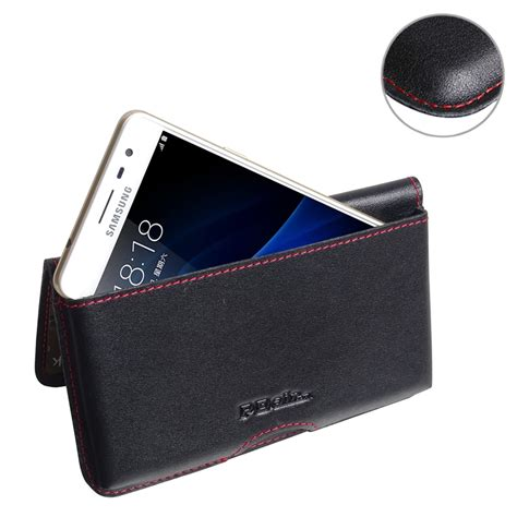 Samsung Galaxy C9 Pro Protector Pouch With Holster samsung galaxy j3 pro leather wallet pouch
