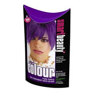 purple permanent hair color purple semi permanent hair dye