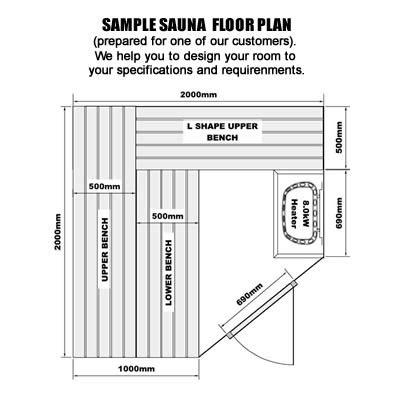 sauna floor plans sauna plans outdoor doors