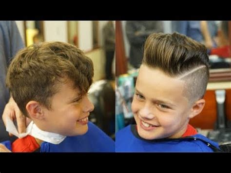 boys haircut tutorial boy s haircut tutorial youtube